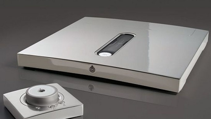 Devialet® D-Premier amplifier discreetly vanishes behind music