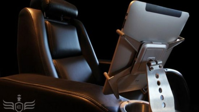 Elite Home Theater Seating unveils the new iPad Chair