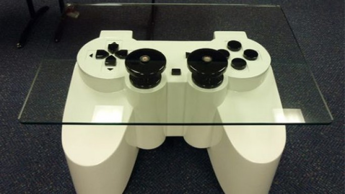 A coffee table PlayStation fans would love to own