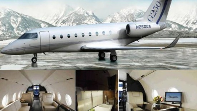 Gulfstream reveals new state-of-the-art G250 interior