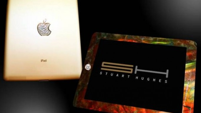 World's most expensive iPad 2 costs £5 million