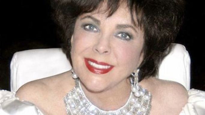 Expensive adieu to classy Elizabeth Taylor