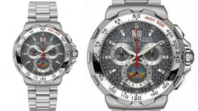 Limited edition TAG Heuer Indy 500 Centennial chronograph