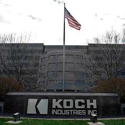 Charles koch biography net worth quotes wiki assets for Koch industrie