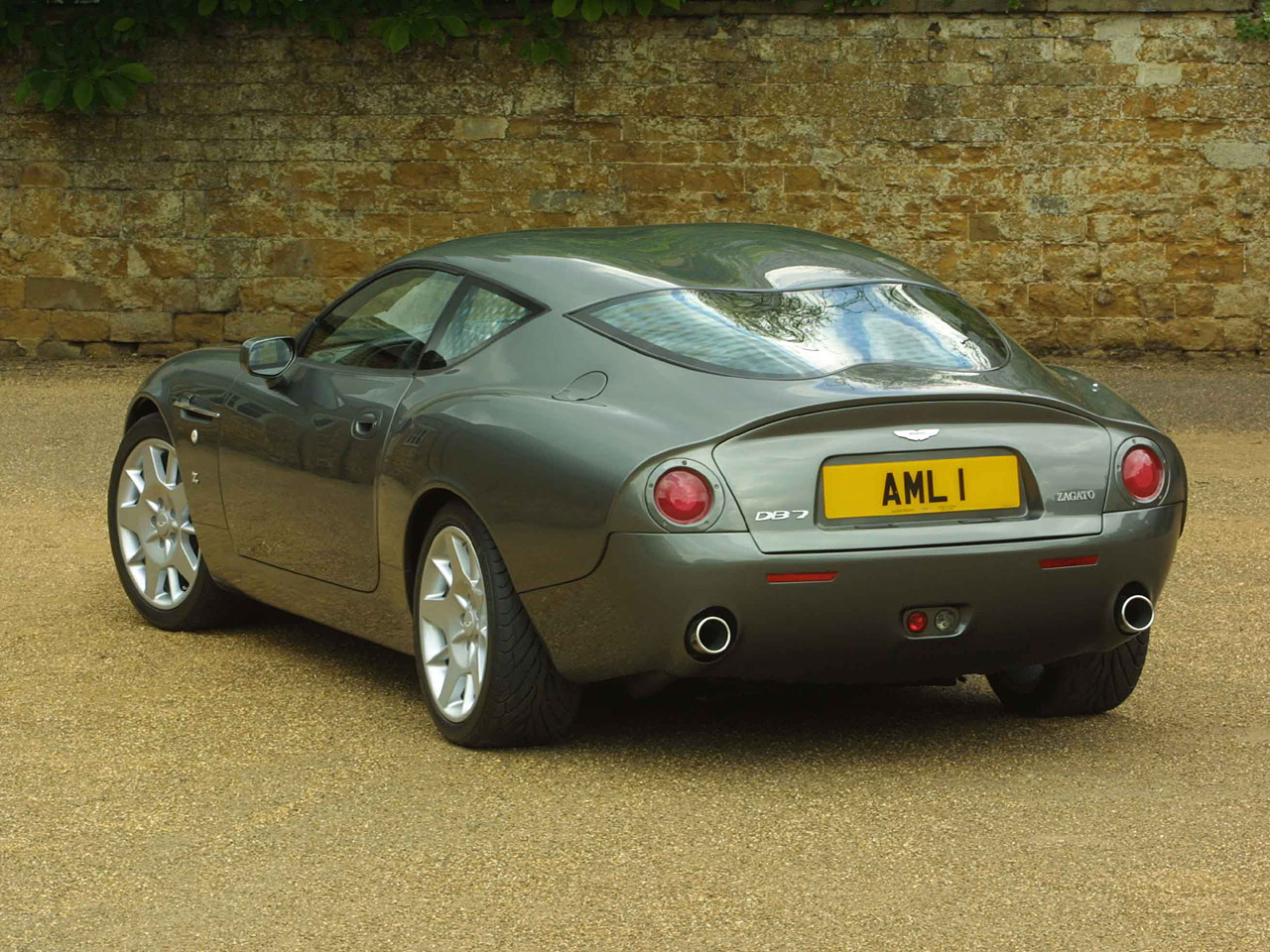 aston martin db7 vantage bornrich price features