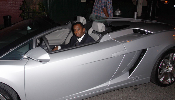 PDiddy Top Car Collection