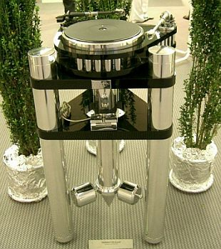 World's Most Expensive $150,000 Turntable