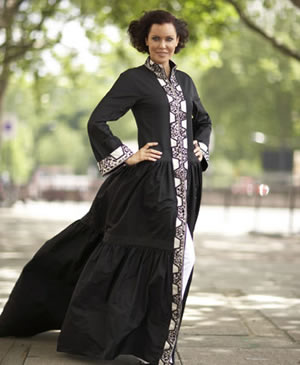 World's Most Expensive Abaya tagged at $350,000